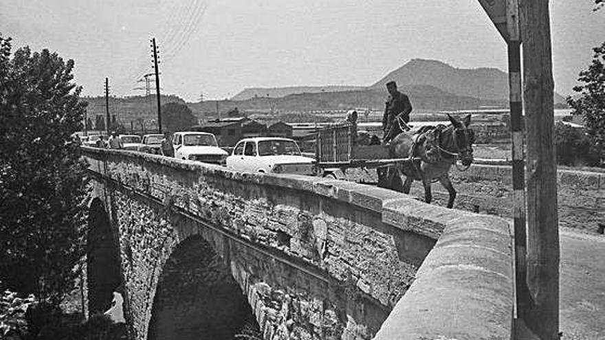 El viaducte medieval més llarg del país