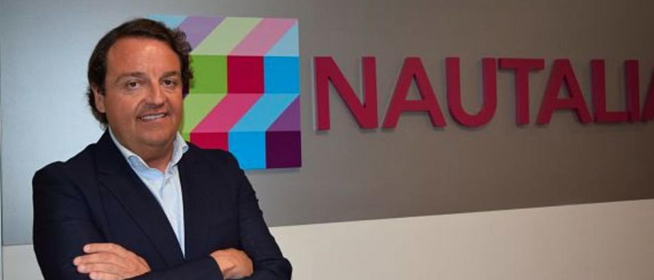Rafael García Garrido, director general de Nautalia Viajes, será el nuevo empresario del ruedo valenciano