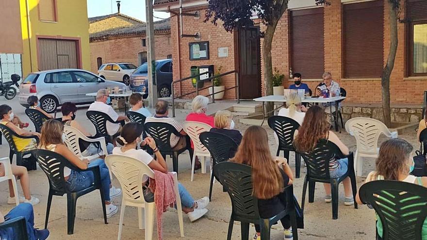 Las fiestas de San Roque avanzan a buen ritmo en Morales de Toro