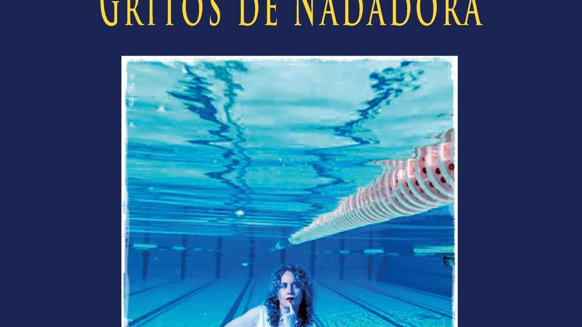 Gritos de nadadora.