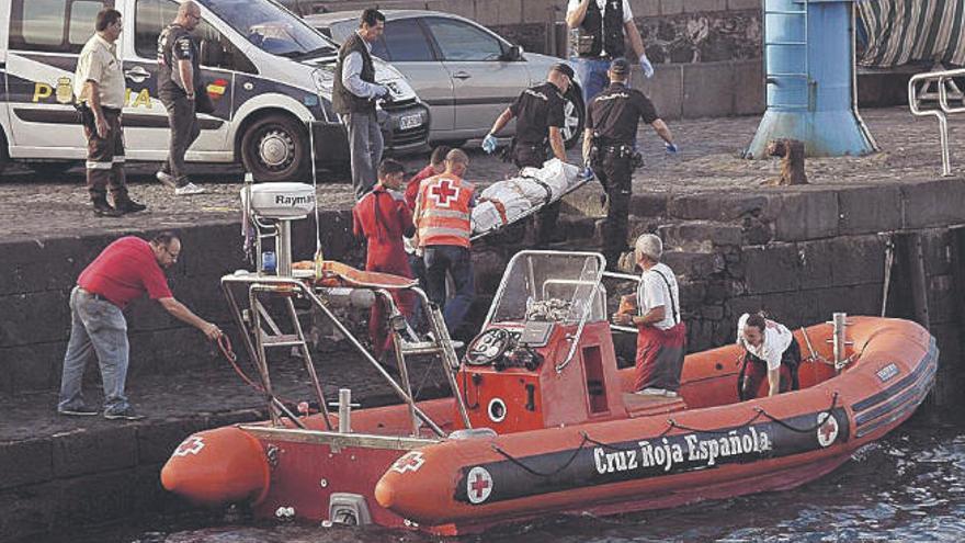 Canarias registra 33 muertes por ahogamiento en los 10 primeros meses de este año