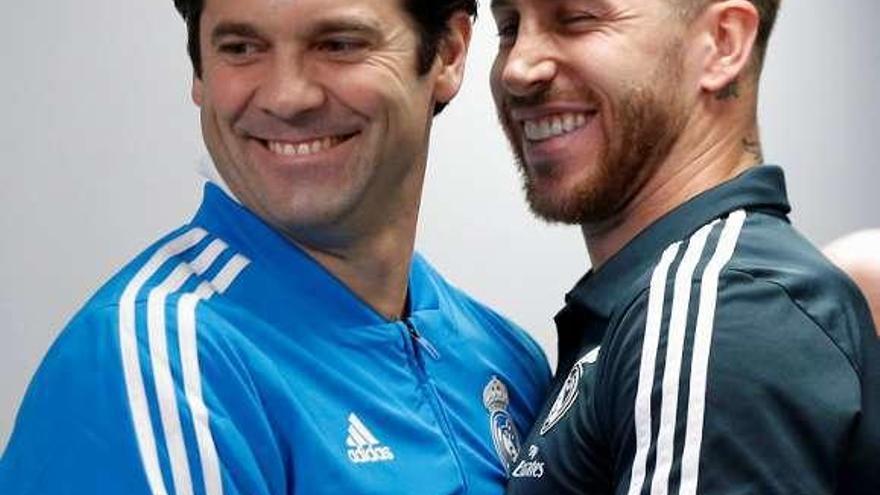 El Madrid busca una sonrisa obligada ante un Al Ain sin presión