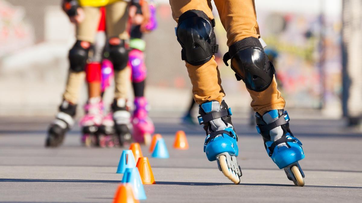 Los patines en línea, una idea para regalar a los niños en la primera comunión.