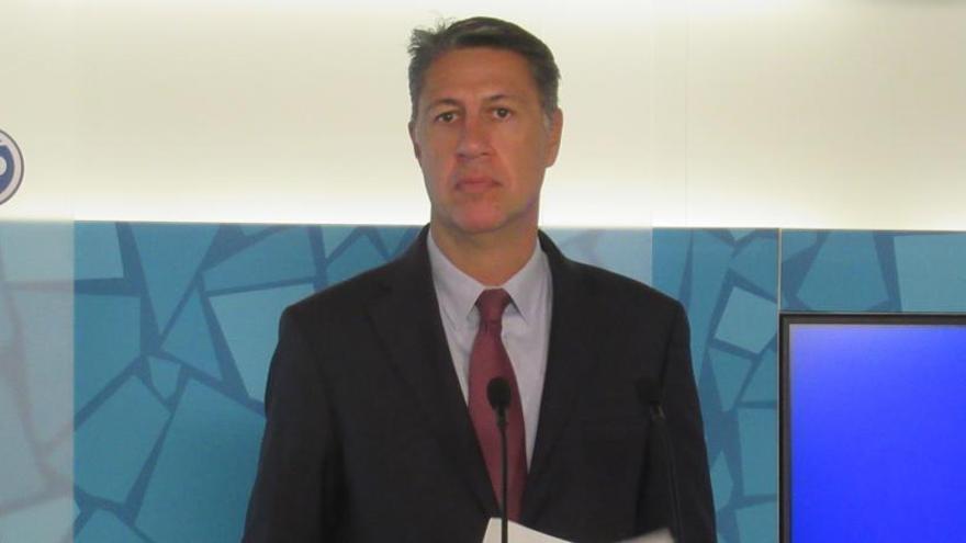 Albiol deja la presidencia del PPC para competir por la alcaldía de Badalona