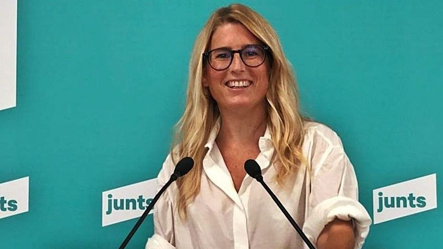 JxCat pressiona ERC per evitar que negociï sola els pressupostos de l'Estat