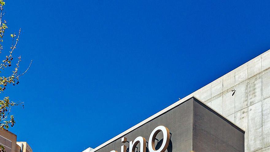 El Casino de Benidorm modifica el uso del suelo de un sótano para poder abrir un supermercado