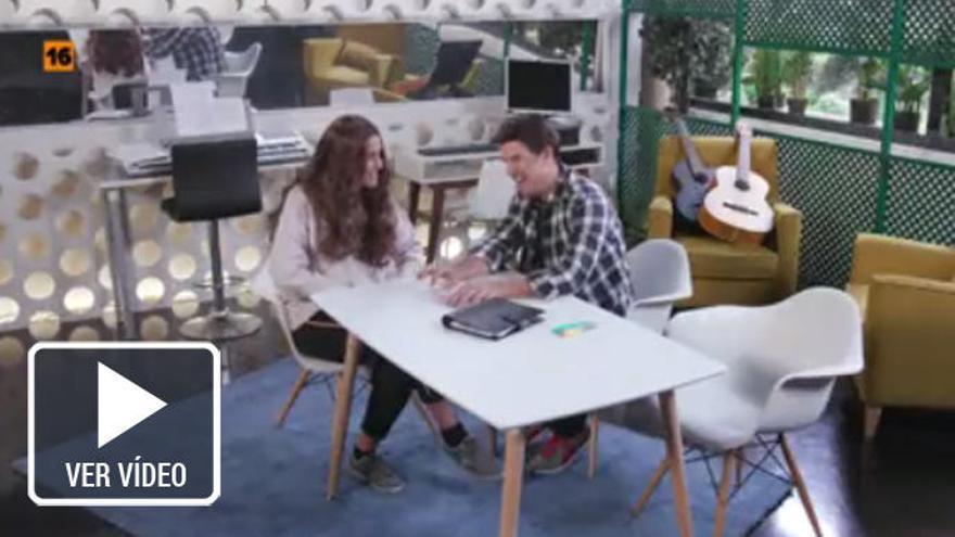 La parodia de Amaia y Alfred en 'Homo Zapping'