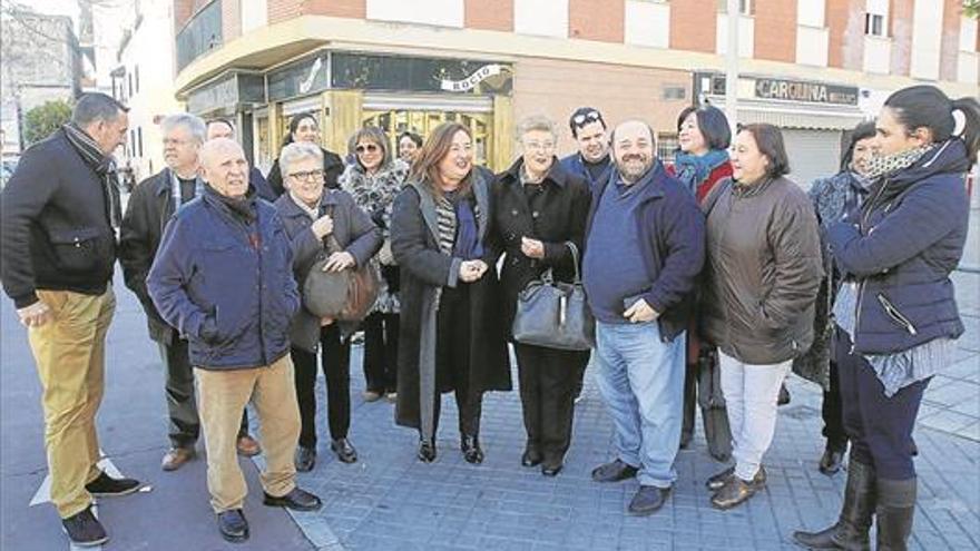 El PSOE rechaza todo debate sobre el copago para los pensionistas