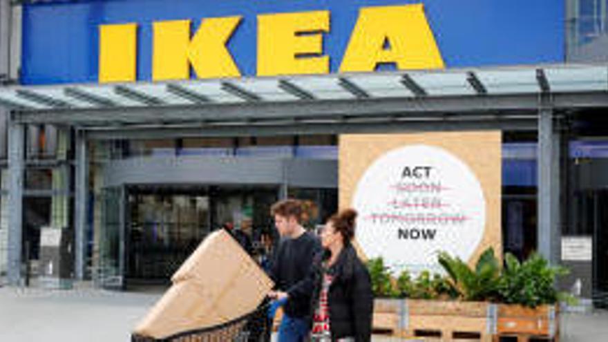 Multa de 41 milions d'euros a Ikea per la mort d'un nen que va ser aixafat per un moble