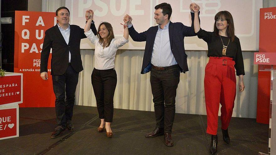 La destitución de Acón agranda la brecha entre el Gobierno municipal y la dirección del PSdeG