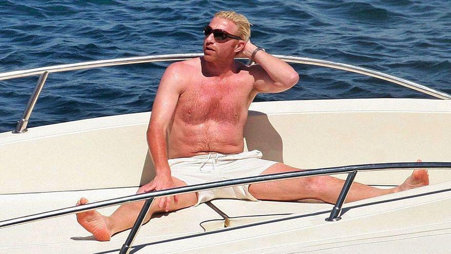 Boris Becker vuelve a Mallorca años después
