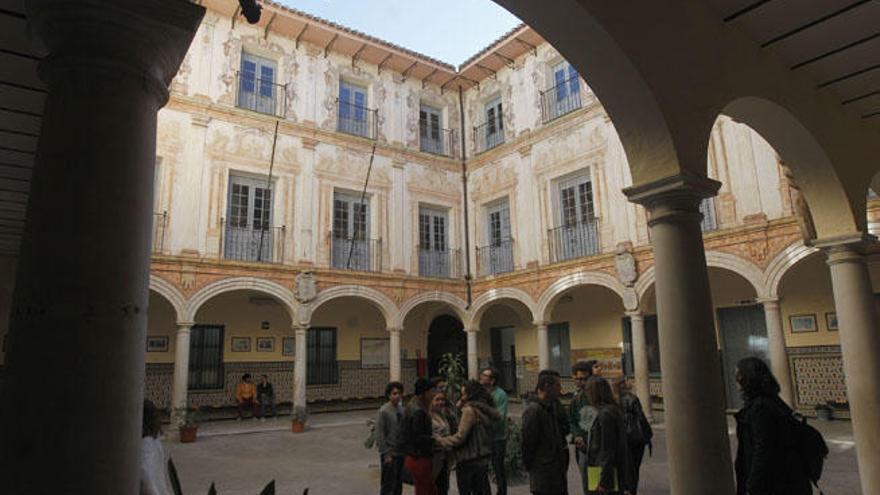 Málaga Acoge reconoce al instituto Gaona por formar a jóvenes extutelados