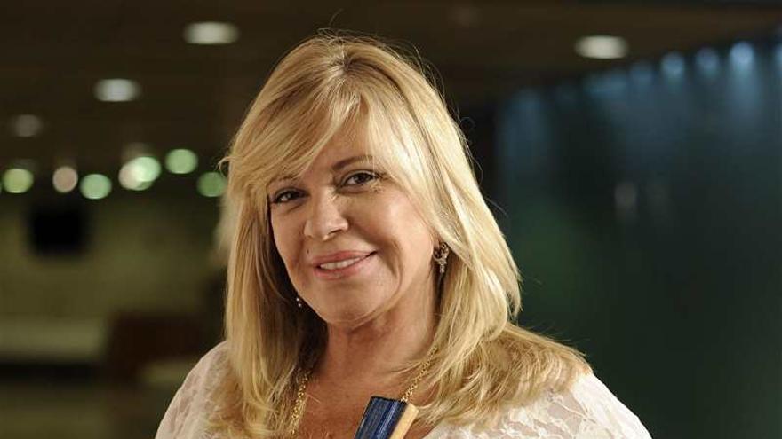 Bárbara Rey recibirá el alta médica en las próximas horas tras recuperarse de la Covid-19