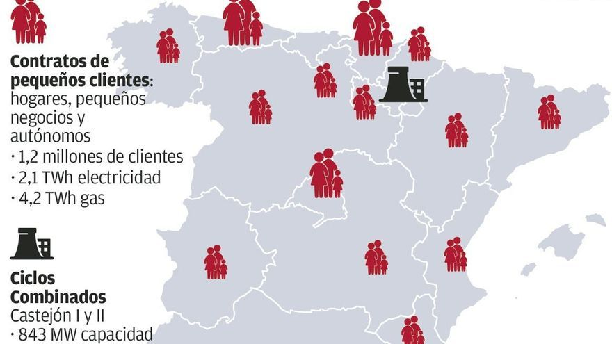 Total quiere implantarse en Asturias antes de fin de año con el cierre de sus compras a EDP