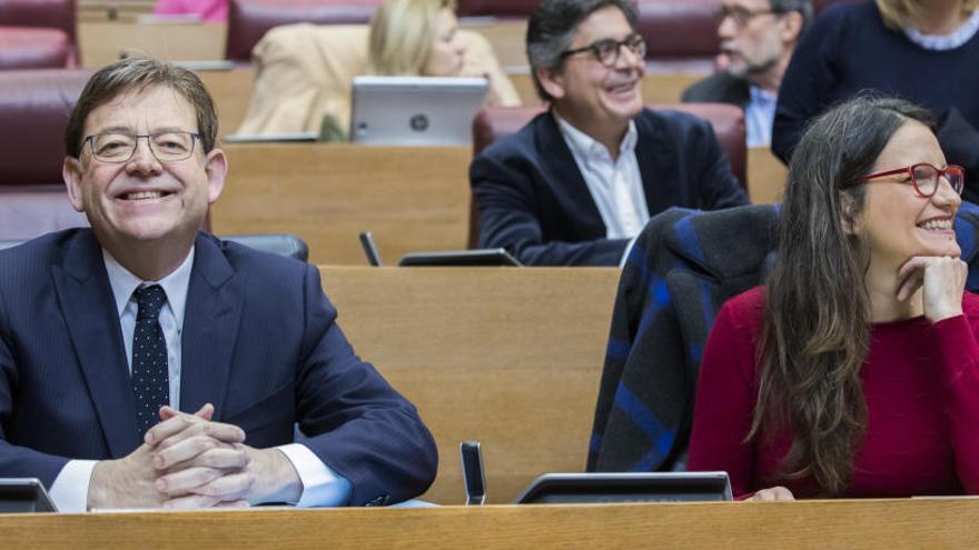 El PSPV ganaría las autonómicas en la Comunitat Valenciana, según el CIS