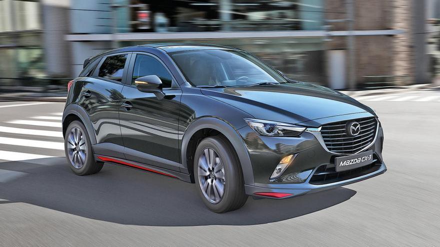 Mazda CX-3: introducció crossover
