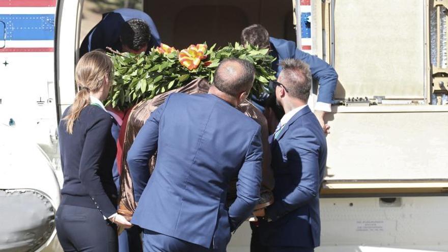 La exhumación de Franco costó 126.000 euros