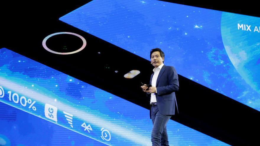Mi MIX Alpha: un smartphone «impactant» i amb una càmera de 100 megapíxels