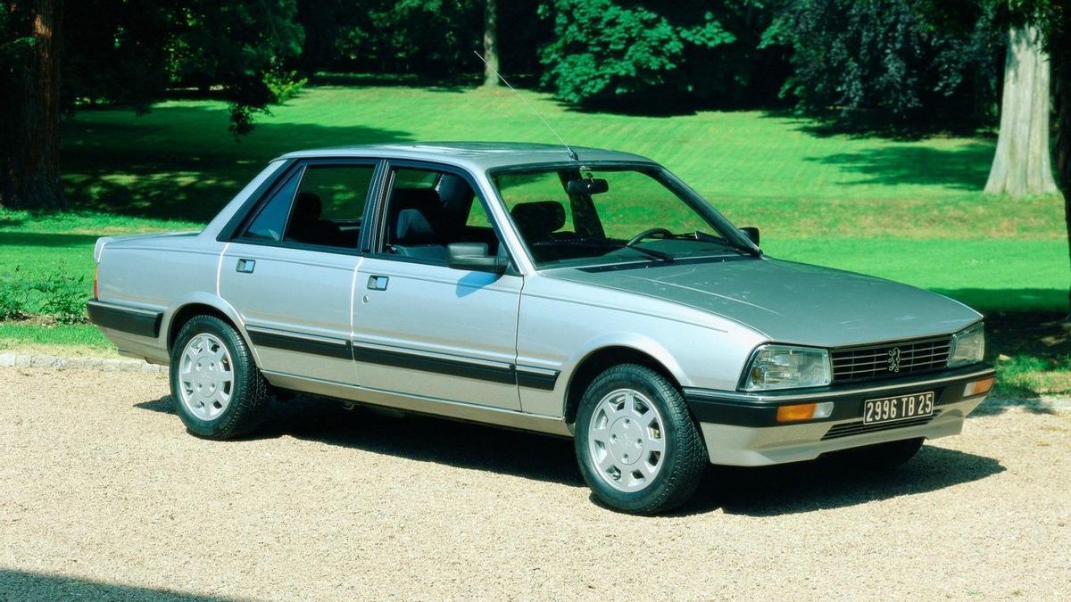 ¿Sabes por qué hizo historia el Peugeot 505?
