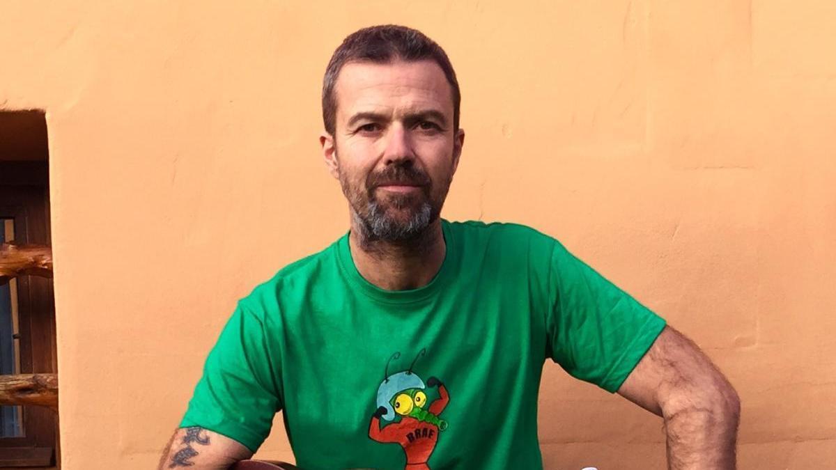 An image of Pau Donés.