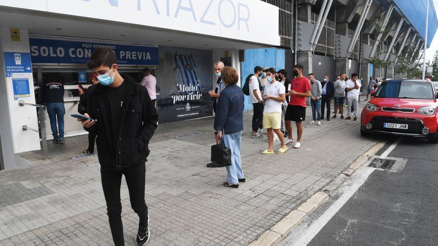 A la venta más entradas para el partido en Salamanca