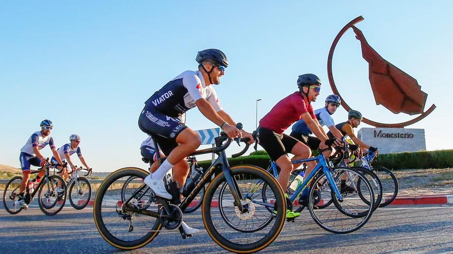 La ruta cicloturista Jamón de Monesterio, nominada al premio El Anillo Deporte y Turismo