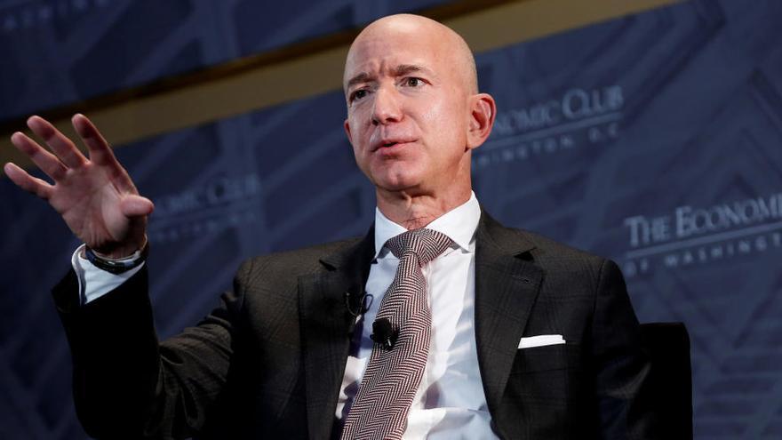 Jeff Bezos deixarà de ser aquest any conseller delegat d'Amazon