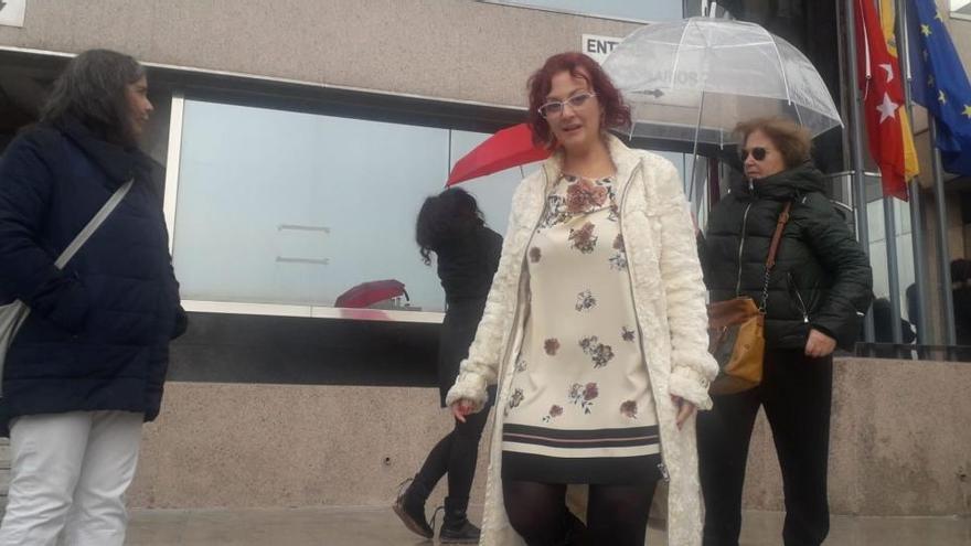 La Audiencia de Madrid confirma la condena a dos años de cárcel impuesta a la expresidenta de Infancia Libre