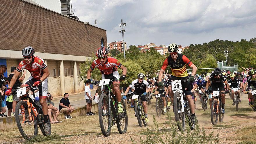El Congost serà avui de nou un territori apte per als ciclistes en la Manbike