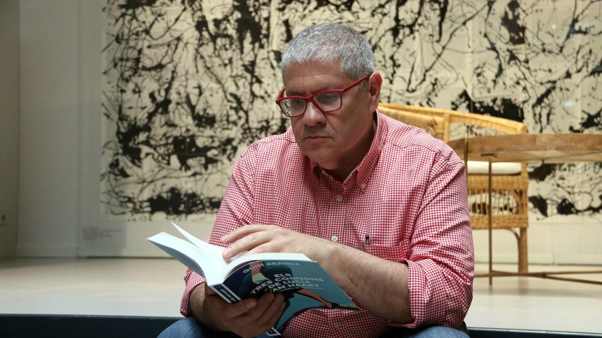 El periodista i escriptor Quim Aranda