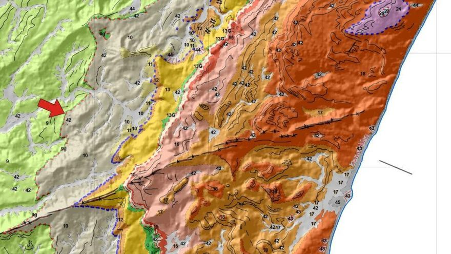 Españoles cartografían indicios del meteorito que mató a los dinosaurios