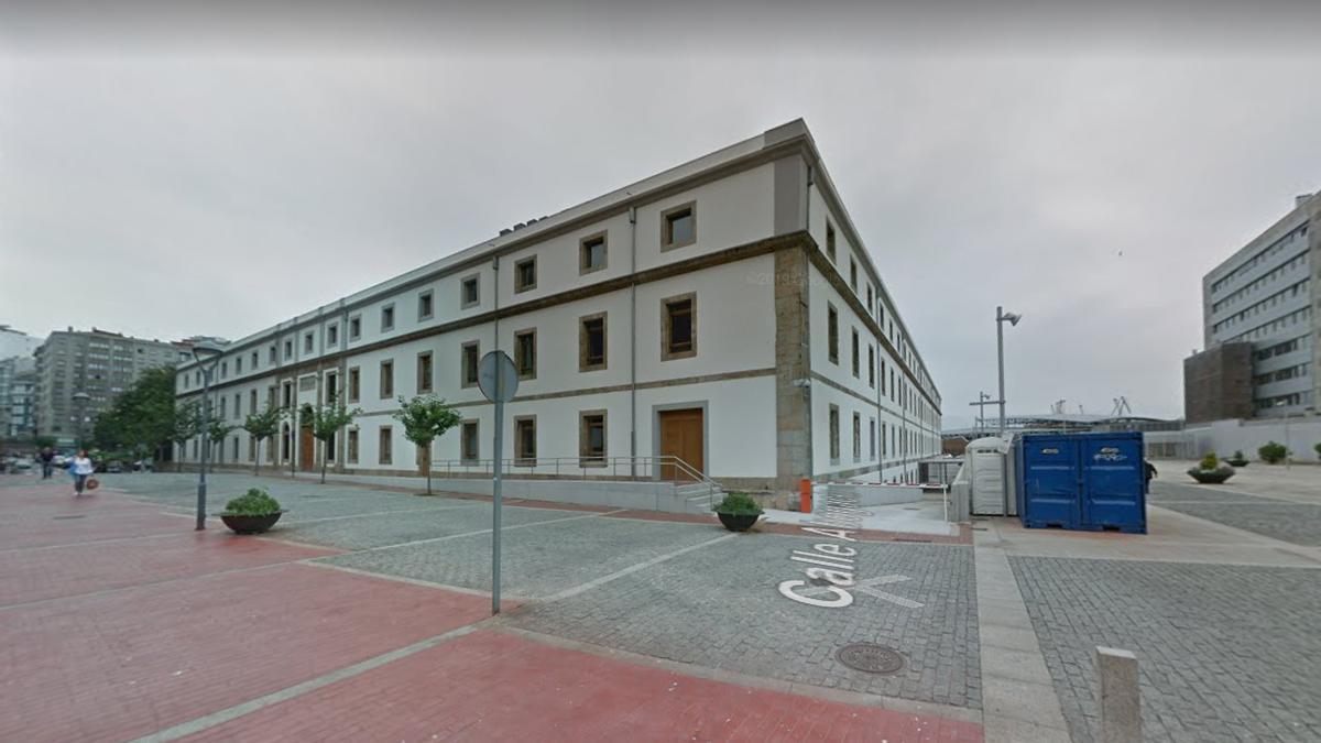 La sede de la sección segunda de la Audiencia está en la antigua Tabacalera