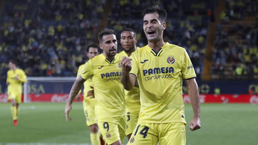 Emery encuentra la vacuna contra la 'empatitis' del Villarreal: Alcácer (4-1)