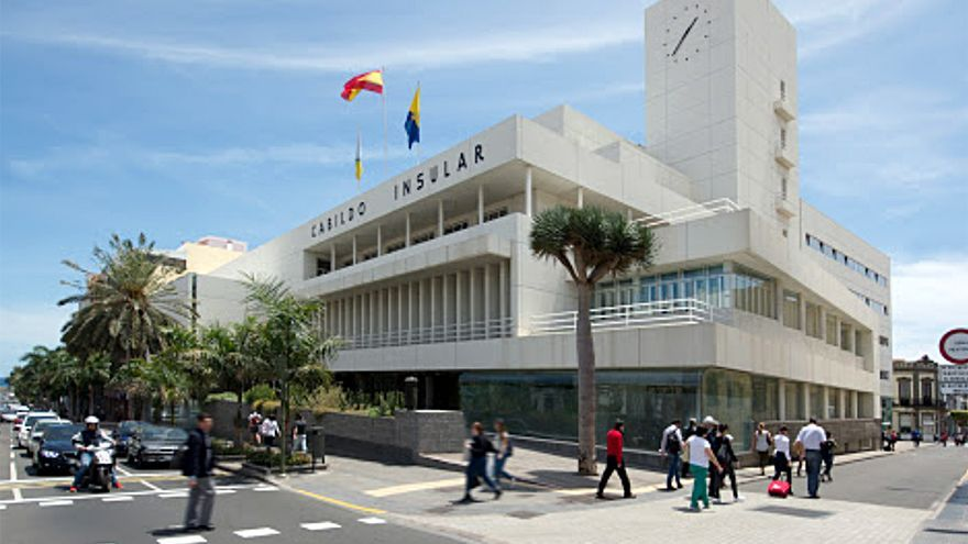 El Cabildo reanuda las obras de ampliación de la Casa Palacio una década después