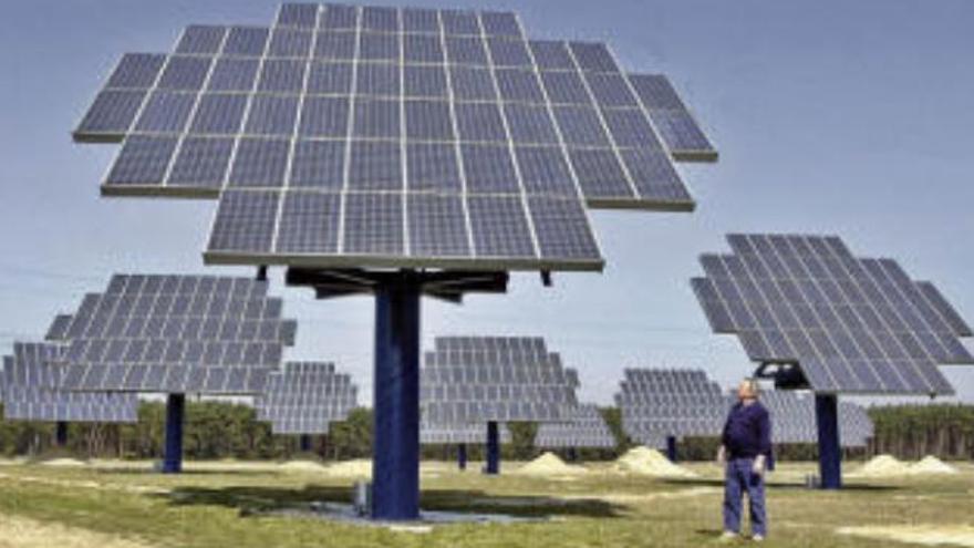 20 millones a impulsar las instalaciones de energía solar fotovoltaica en Canarias