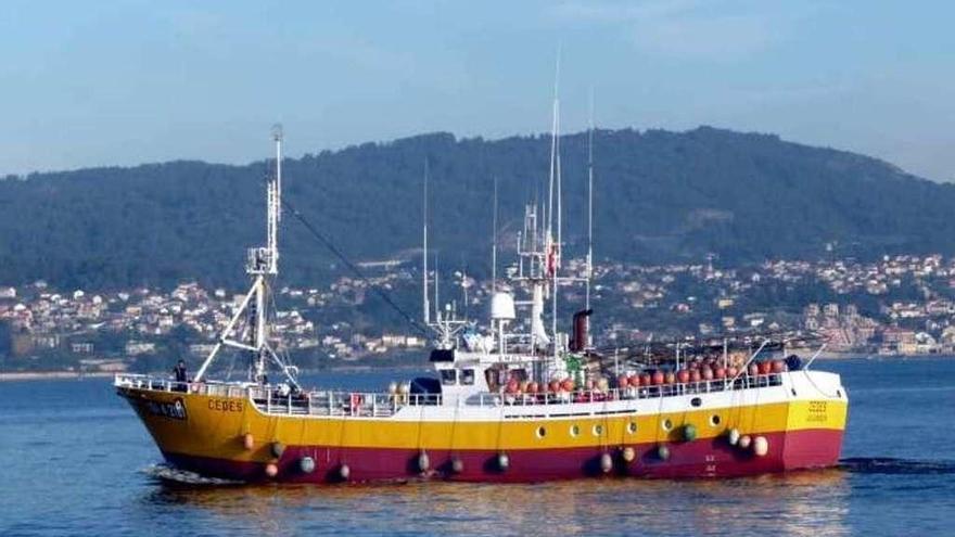 Liberia apresa un palangrero gallego durante más de cinco horas por supuesta pesca ilegal