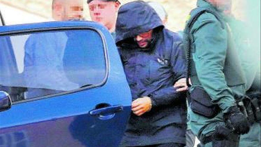 El juez prorrogará la prisión para el presunto asesino en serie que mató a Marta Calvo