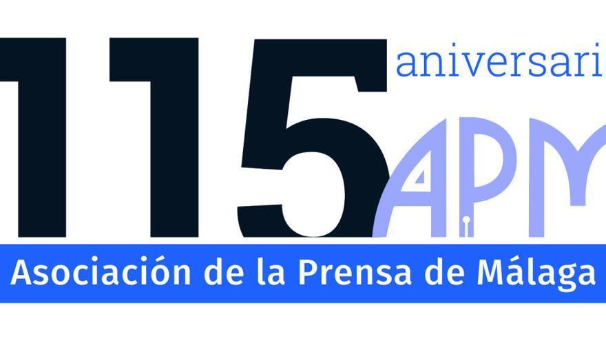 La Asociación de la Prensa de Málaga cumple 115 años