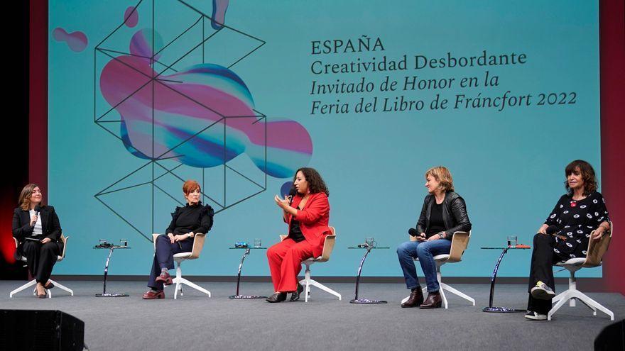 España, preparada para tomar el testigo en la Feria del Libro de Fráncfort