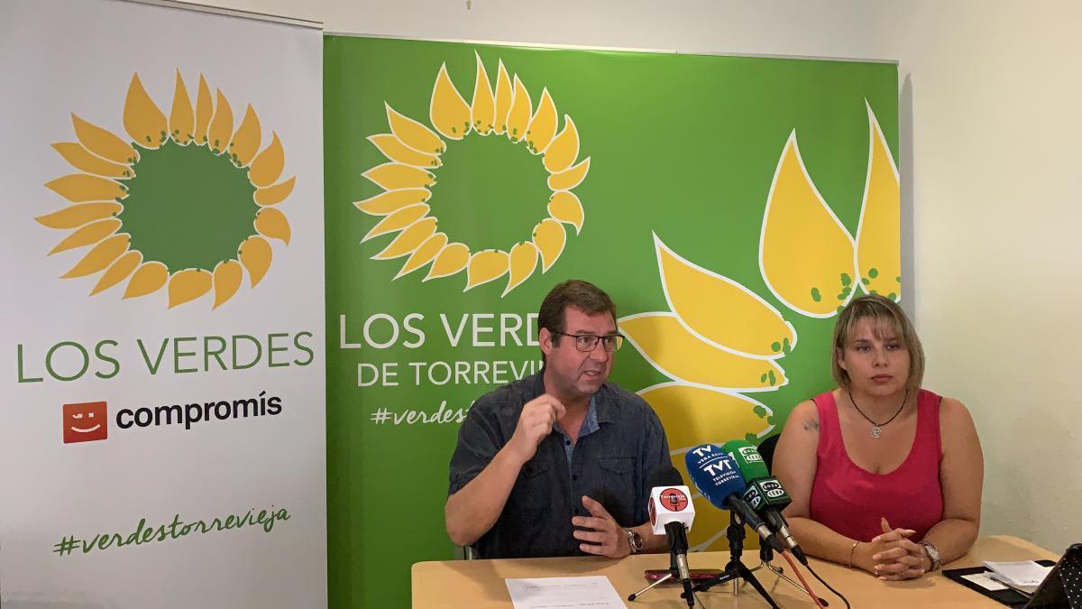 Los Verdes pide al Síndic que intervenga ante el colapso de los Servicios Sociales y de Estadística de Torrevieja