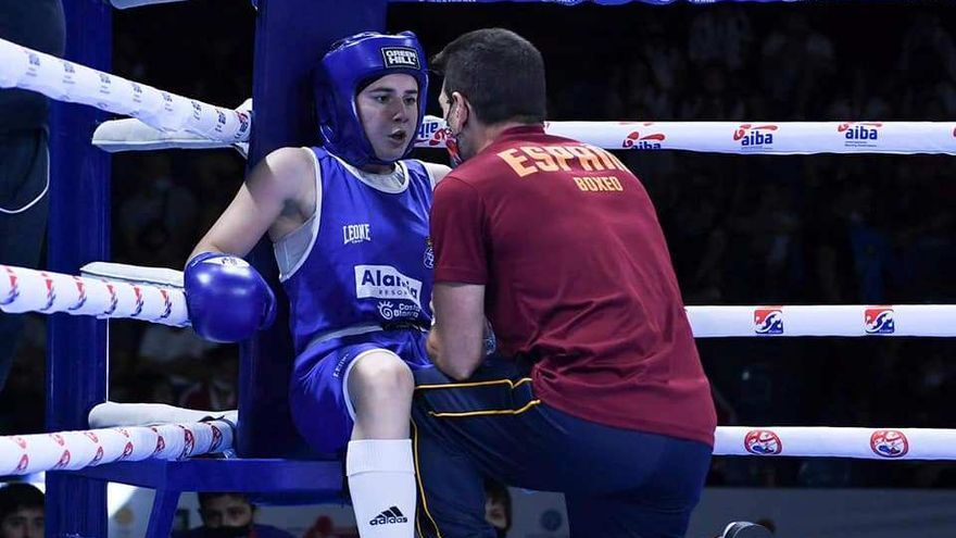 La boxeadora Noelia Gutiérrez logra una plata continental