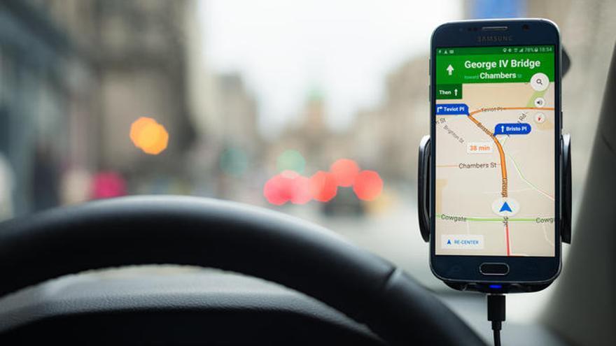Las mejores 'apps' de conducción