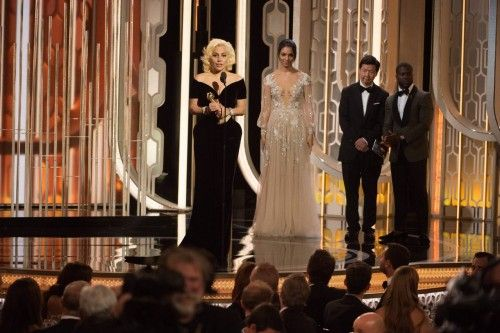 Ceremony - 73rd Golden Globe Awards