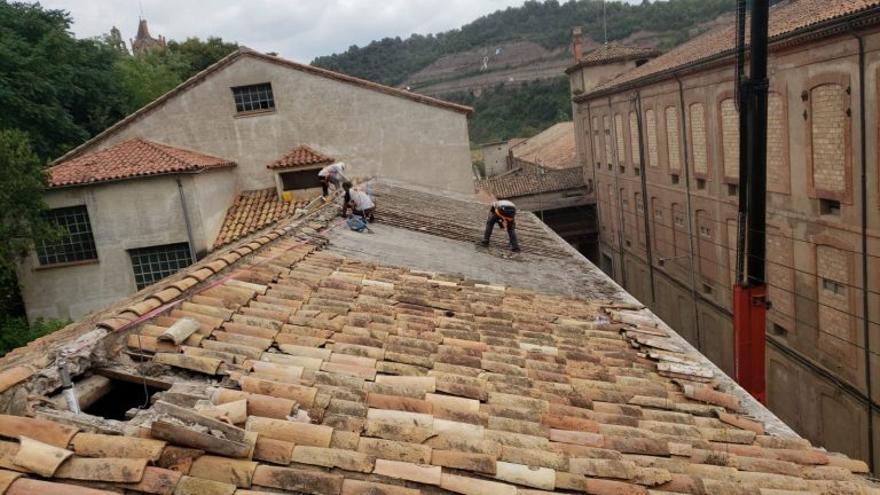 El Consell Comarcal del Berguedà inverteix 2 milions d'euros per fer millores d'edificis públics de les colònies del Llobregat
