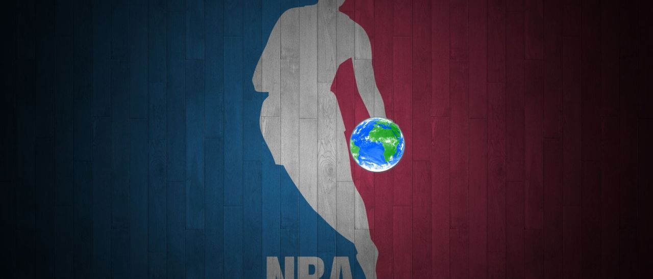 NBA, la liga global