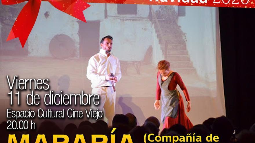 Espectáculo de Danza «Mararía»