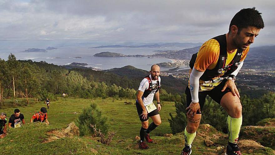 700 intrépidos corredores se apuntan al Trail Serra da Groba pospandemia
