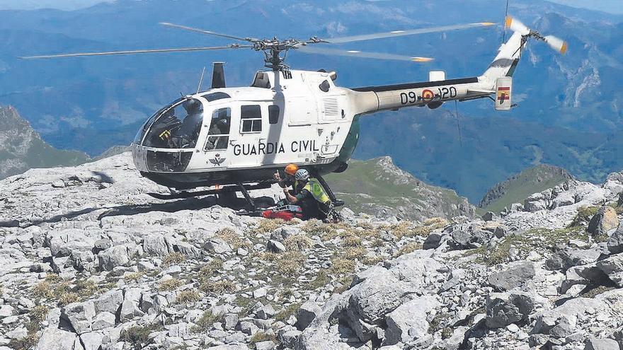 Un montañero vasco fallece tras sufrir una caída de 100 metros en un paraje de Zaragoza