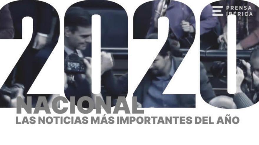 Las noticias más destacadas del año en España