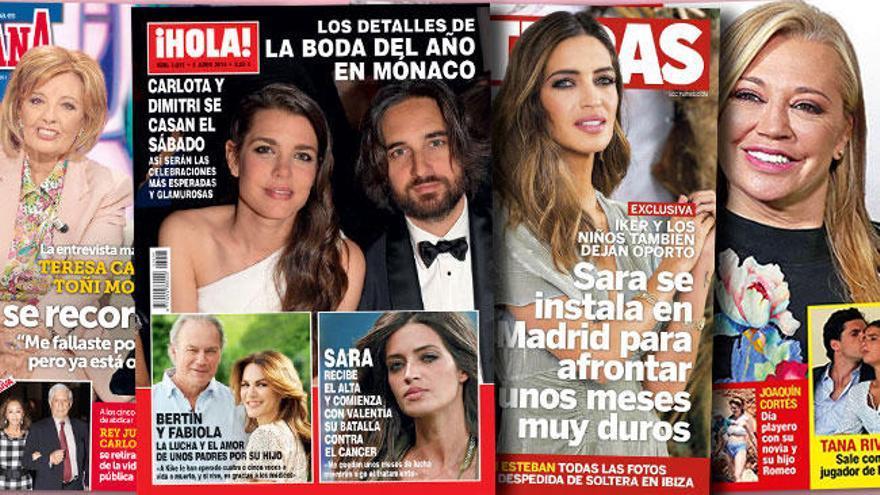 Belén Esteban, una boda con drones y sin novio (en la exclusiva)